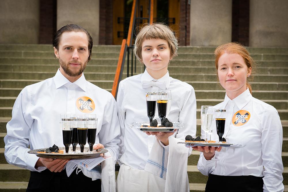 Divest Nobel Waiters